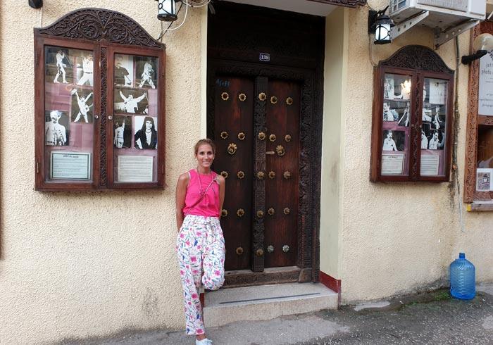 Edificio donde se encontraba el apartamento en el que nació Freddie Mercury