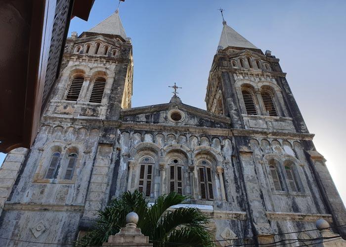 Catedral de San José que ver en Stone Town