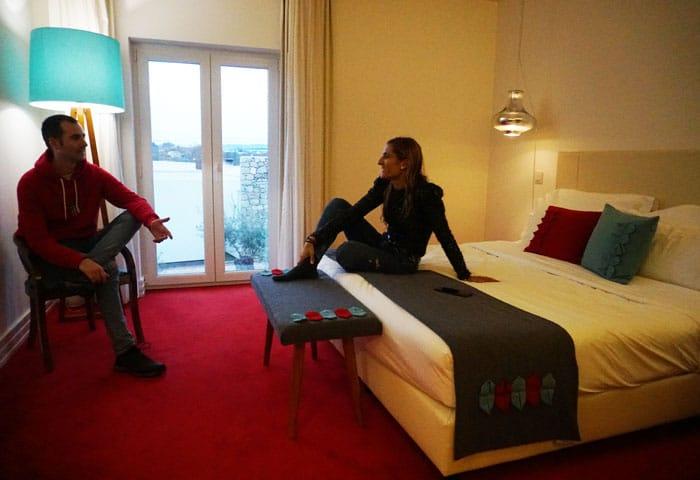 Nuestra habitación en Cerca Design House