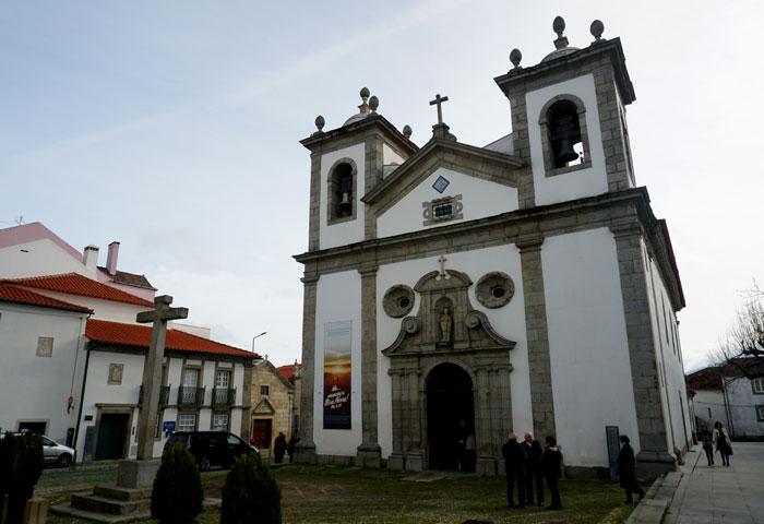 Iglesia Matriz de Fundão