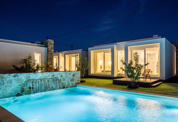 Piscina de las villas de Cerca Design House