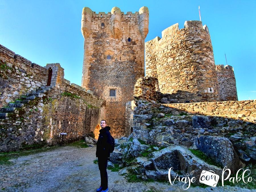 Castillo de Monleón pueblos más bonitos de Salamanca