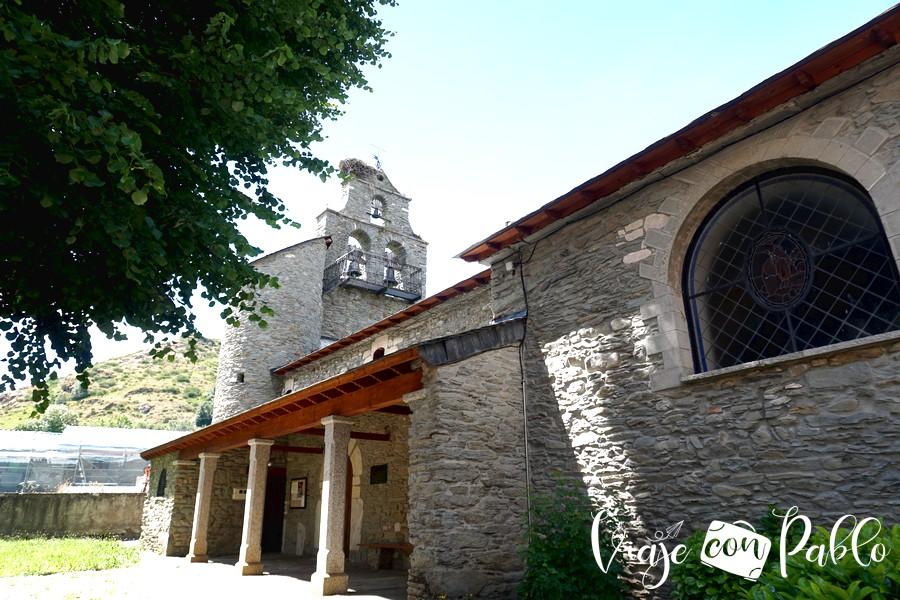 Iglesia de Murias de Paredes