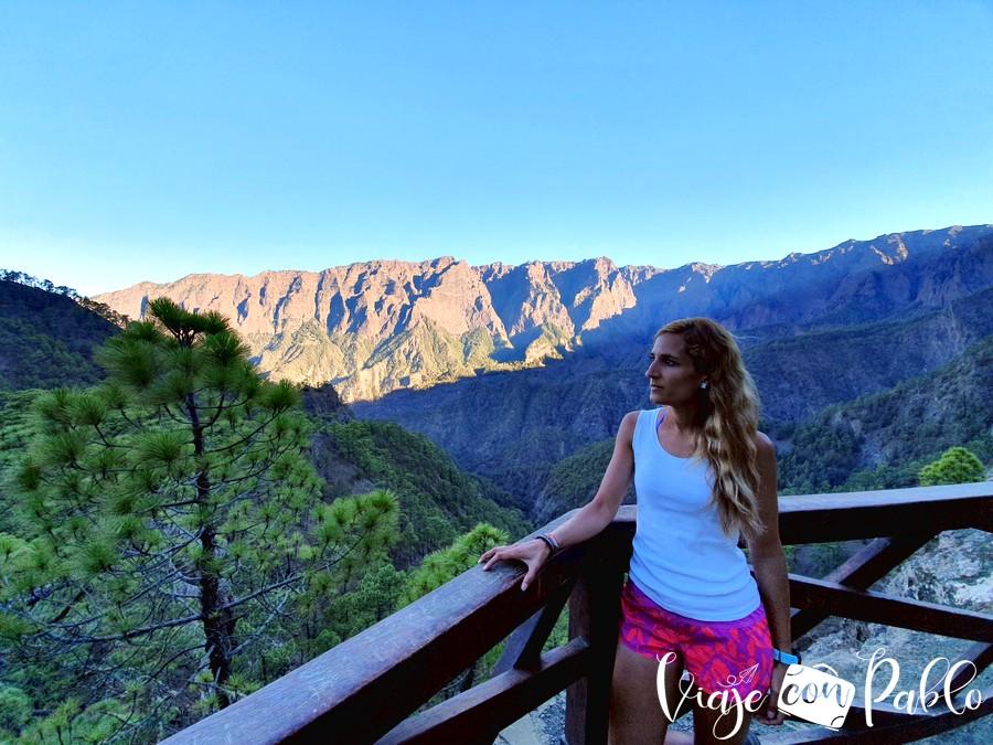 Vistas desde el mirador de Los Roques de La Cumbrecita