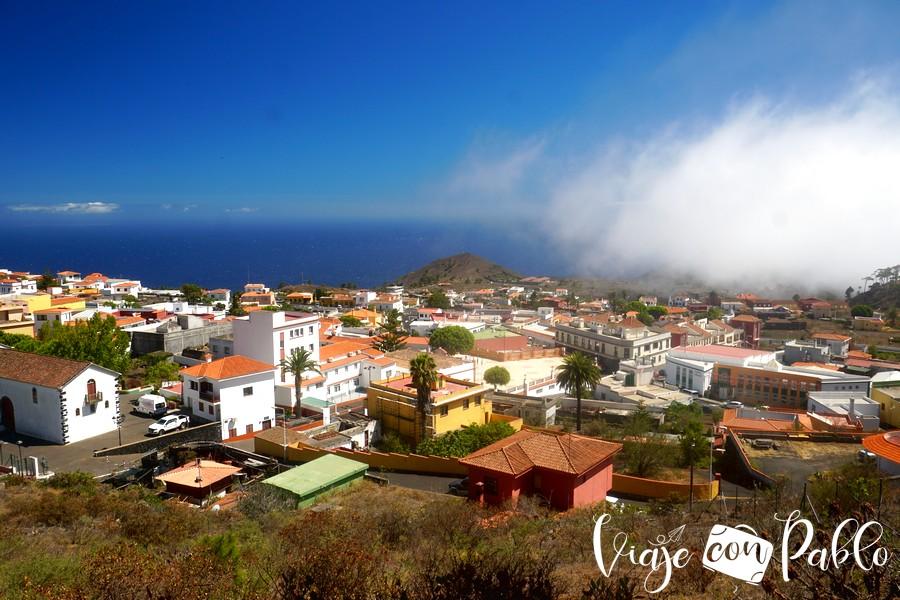 Vista de Los Canarios