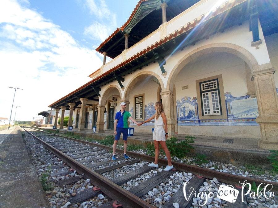 Estación Ferroviaria de Marvão-Beirã