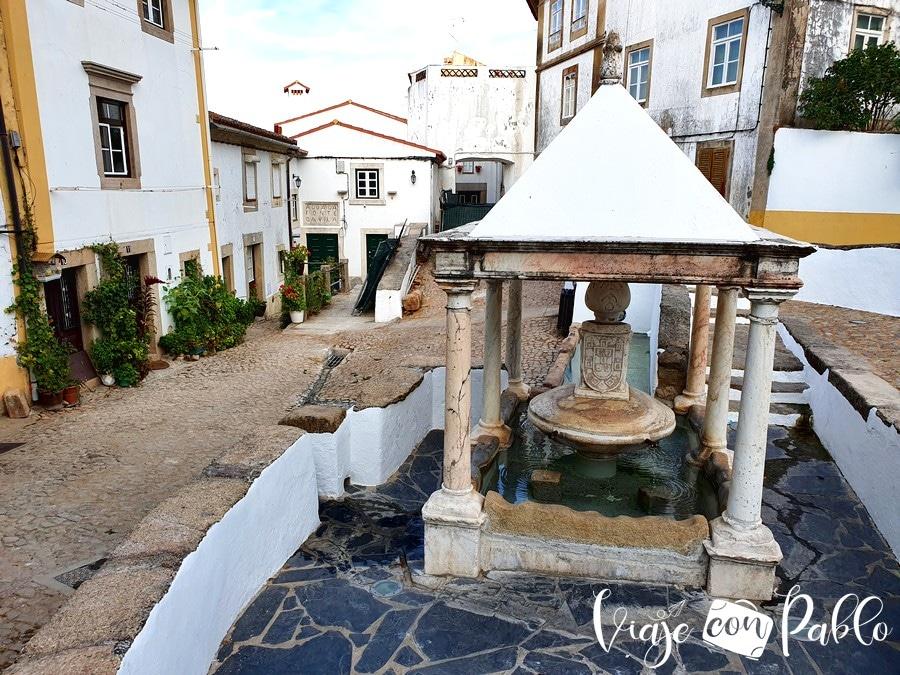 Fuente de la Villa de Castelo de Vide