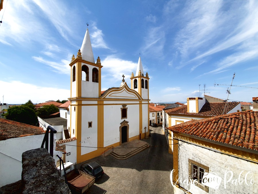 Iglesia Matriz de Nisa