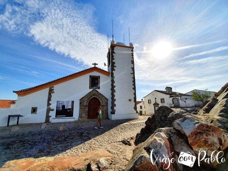 Iglesia de Santiago de Marvão