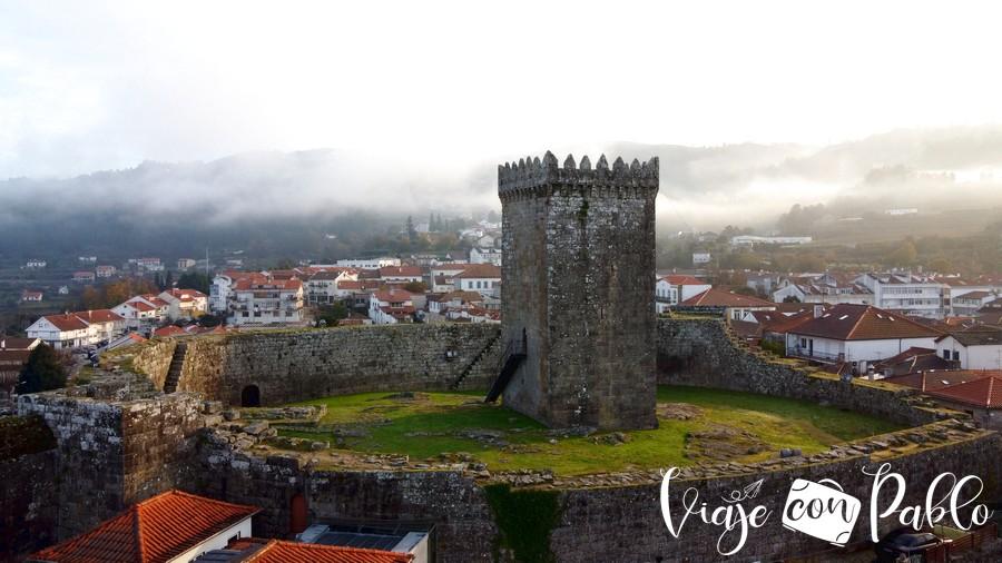 Torre del Homenaje del Castillo de Melgaço