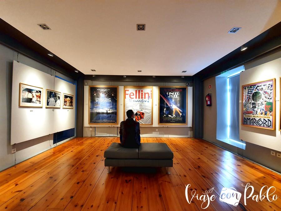 Exposición dedicada a Fellini