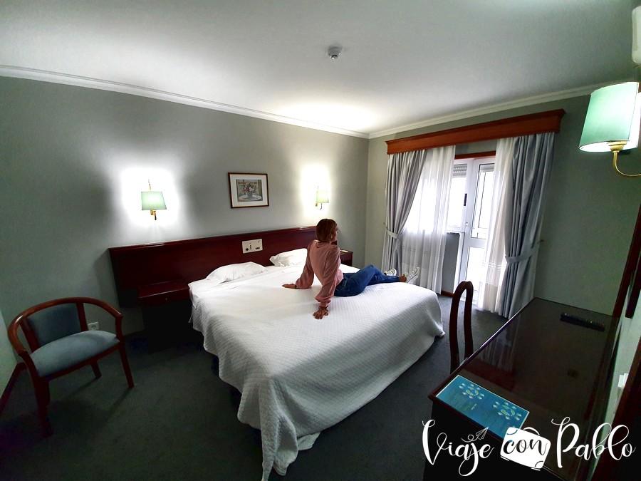 Nuestra habitación en el hotel Boavista II