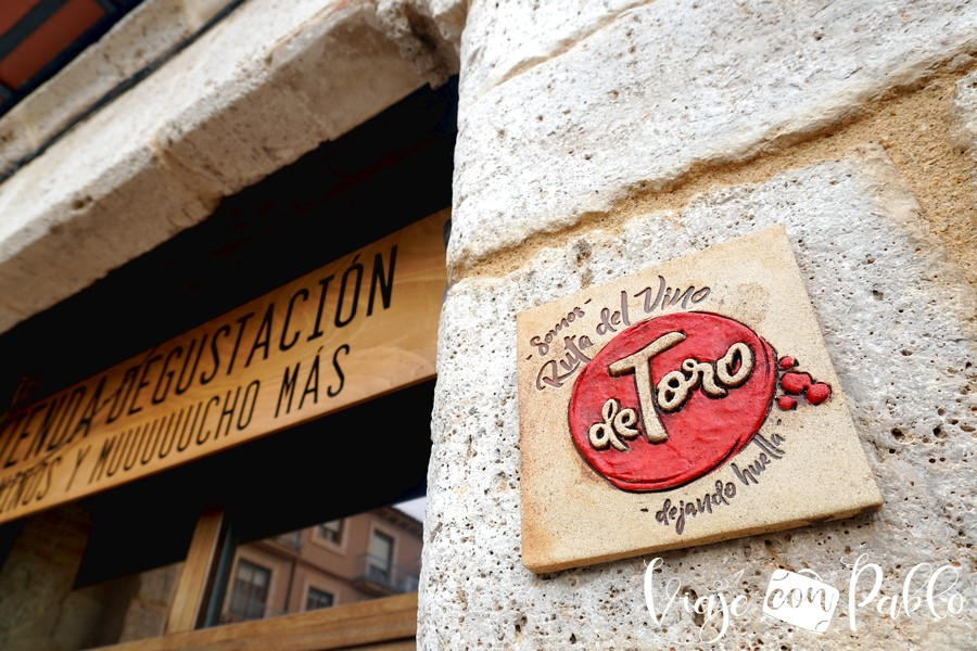 Logo de la Ruta del Vino de Toro