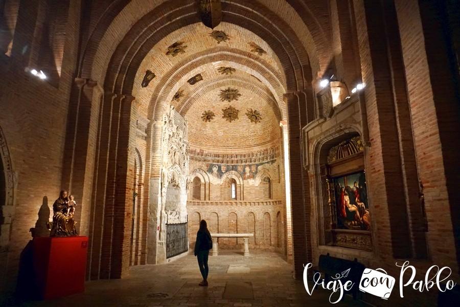 Interior de la iglesia de San Lorenzo El Real