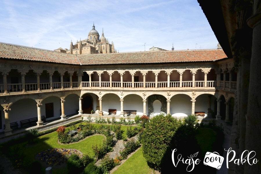Claustro del convento de Las Dueñas