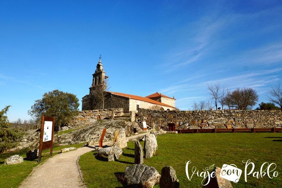 Ermita de Nuestra Señora del Castillo y sendero interpretativo