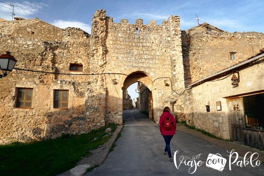 Arco de la Villa de Maderuelo
