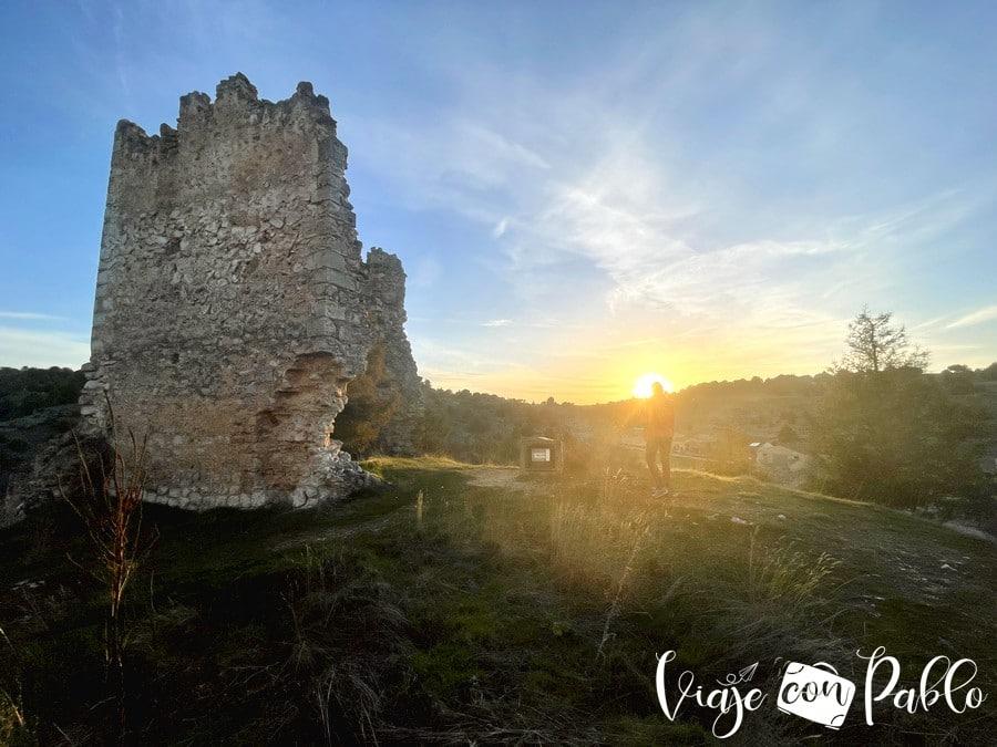 Castillo templario de Castillejo de Robledo