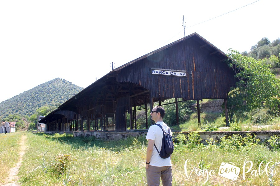Estación de Barca d'Alva