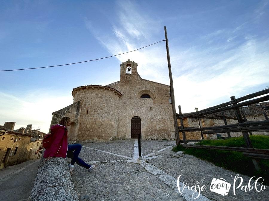 Iglesia-palacio de San Miguel de Maderuelo