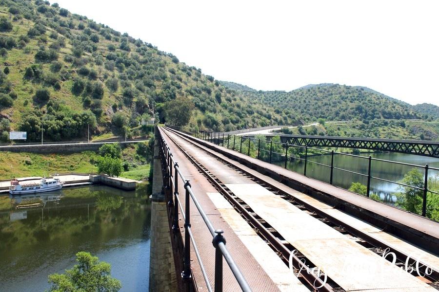 Puente Internacional sobre el río Águeda