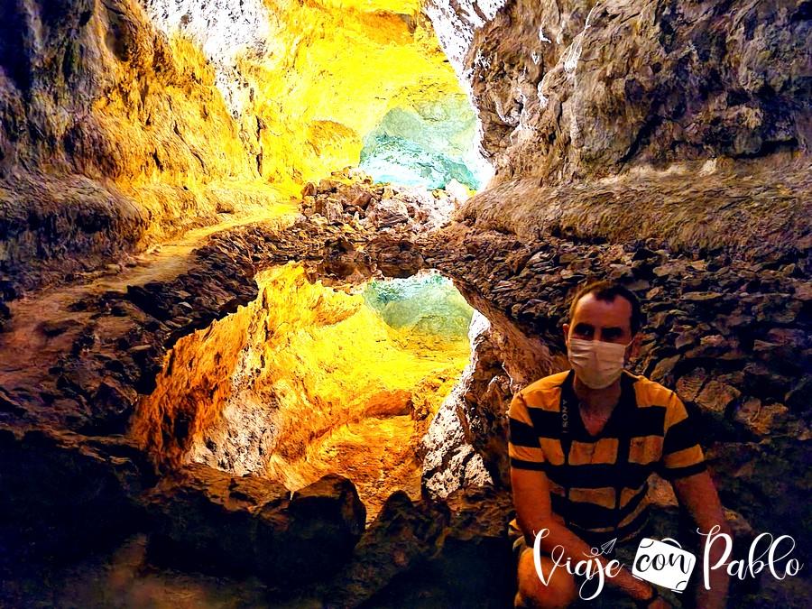 Cueva de los Verdes que ver en Lanzarote