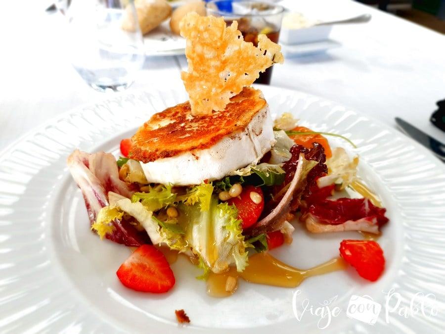 sirvia restaurante es nautic ibiza