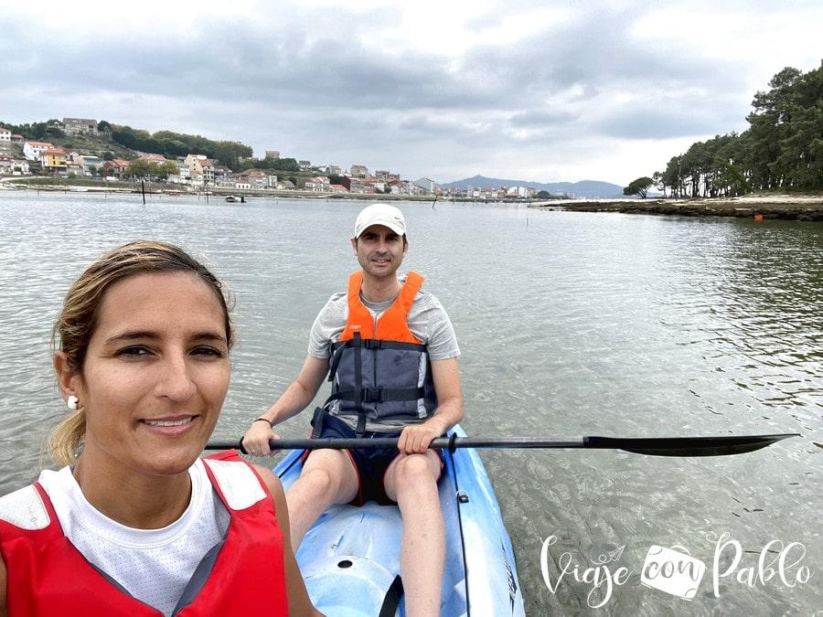 kayak cortegada