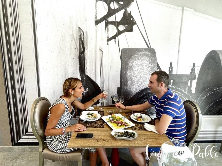Restaurante Mina da Catraia